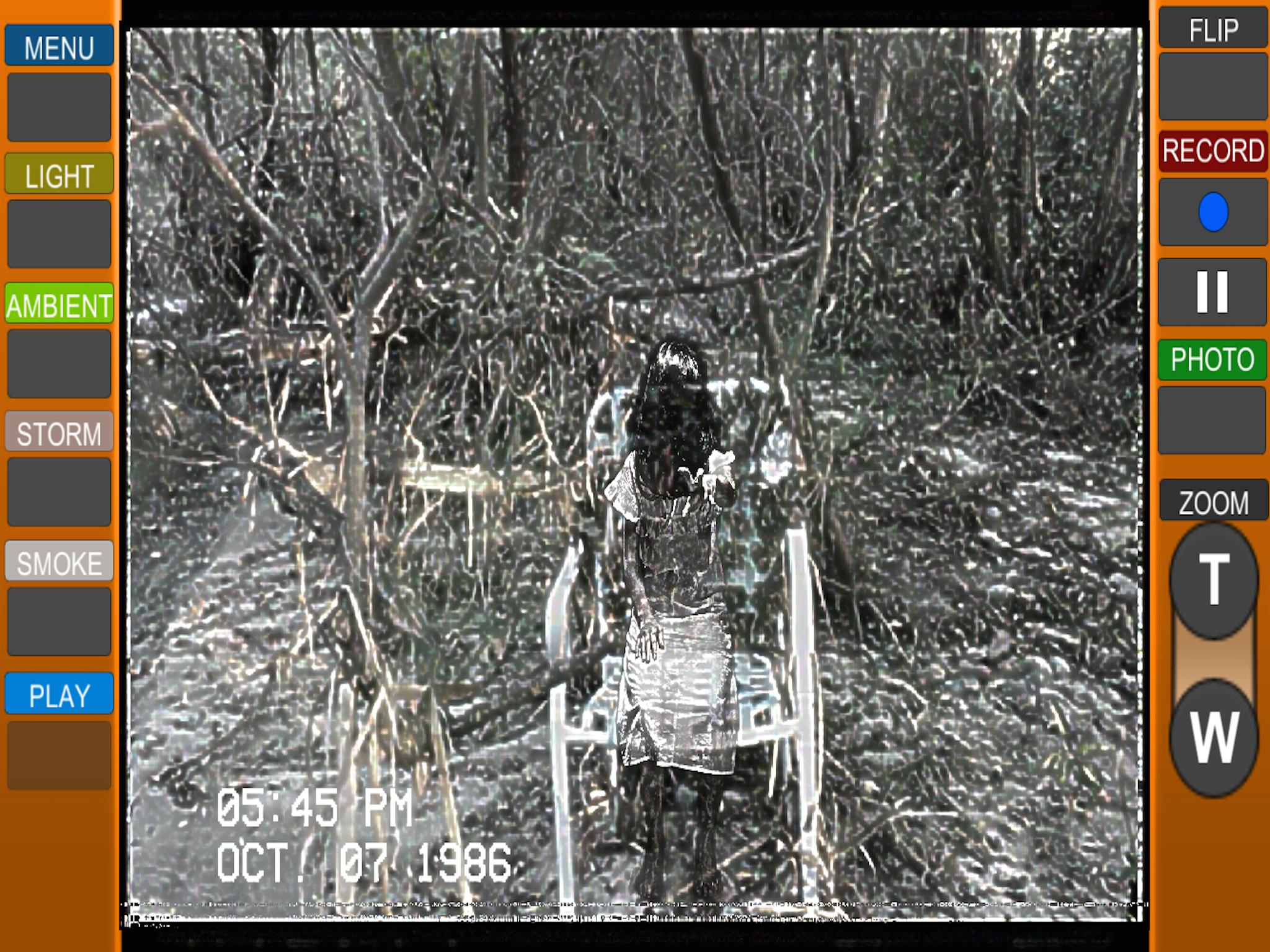 Haunted VHS